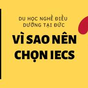 Chọn IECS du học nghề Đức
