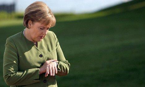 tính cách của người Đức- Đúng giờ