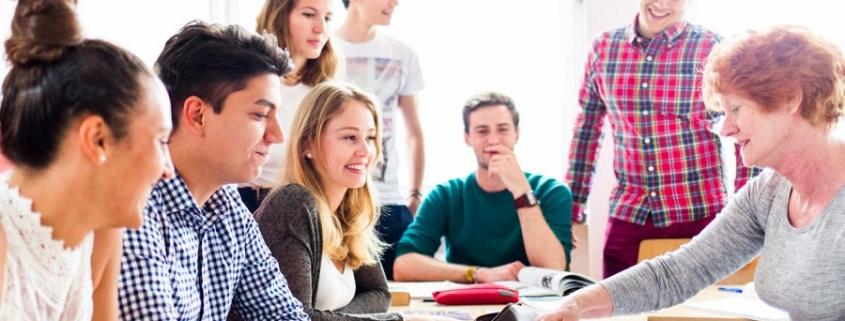 học tiếng Đức tại Berlin