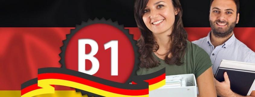 Khoá học tiếng Đức B1