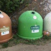 phân loại rác tại Đức