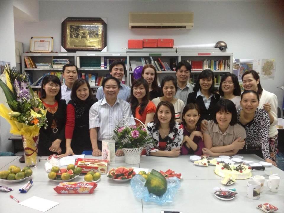 Khoa tiếng Đức đại học Hà Nội