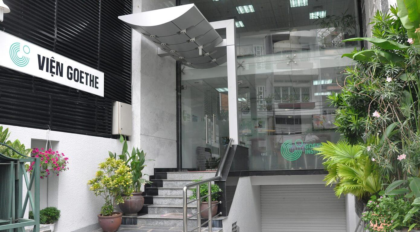 3 trung tâm tiếng Đức tốt nhất tp Hồ Chí Minh - Viện Goethe