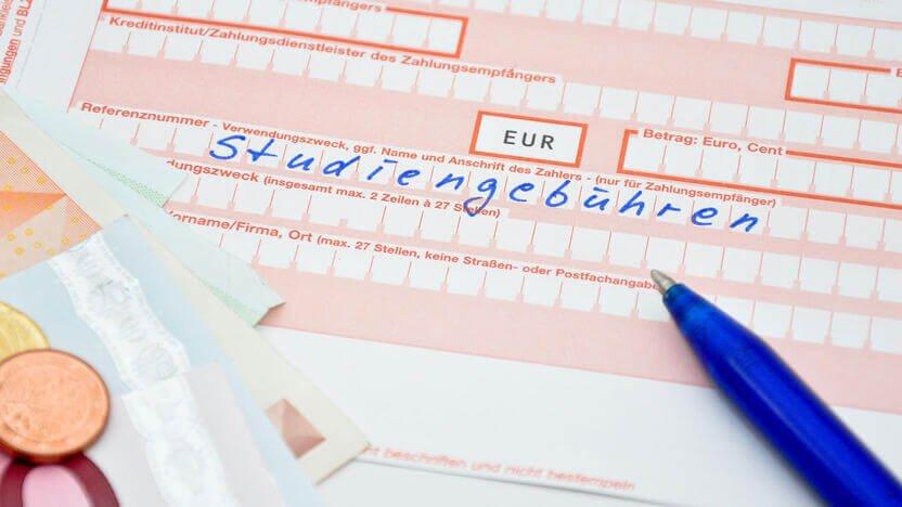 Chi phí sinh hoạt ở Đức -Semesterbeitrag