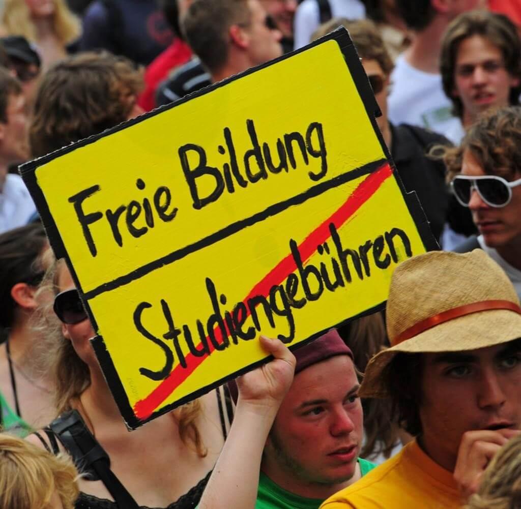 Định cư tại Đức - Miễn học phí đại học