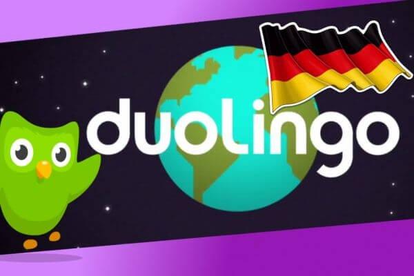 Học tiếng Đức mùa dịch - Duolingo