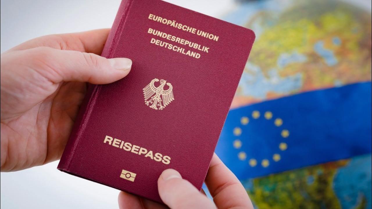 Hộ chiếu Đức có thể du lịch ở 188 quốc gia