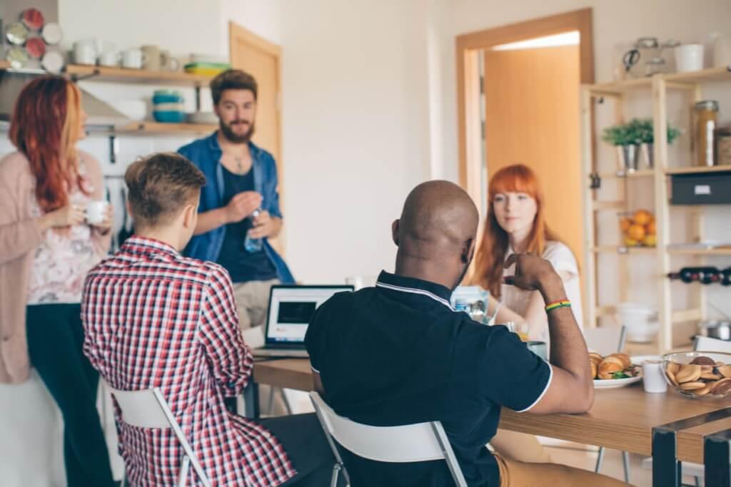 Tìm nhà ở cho du học sinh tại Đức -Căn hộ nhiều phòng