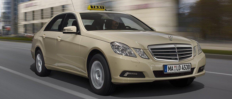 Taxi ở Đức