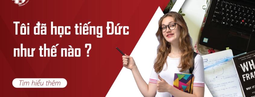 Tôi đã học tiếng Đức như thế nào