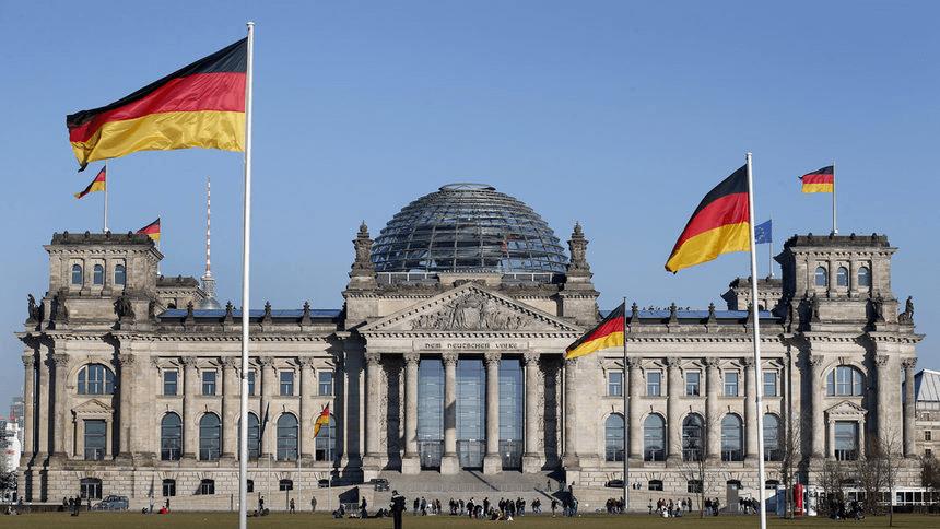 Tòa nhà quốc hội Đức