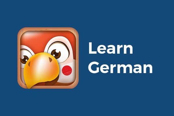 Phần mềm học tiếng Đức - Bravolol