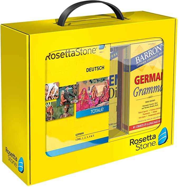 ROSETTASTONE-LearnGerman