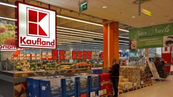 Siêu thị ở Đức - Kaufland