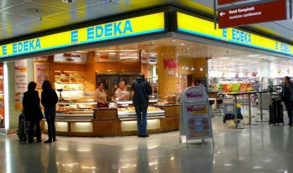 Siêu thị ở Đức -Edeka