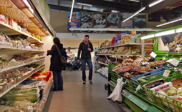 Chợ Châu Á tại Đức - Đồng Xuân Berlin