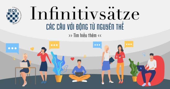 Infinitivsätze - Các câu với động từ nguyên thể