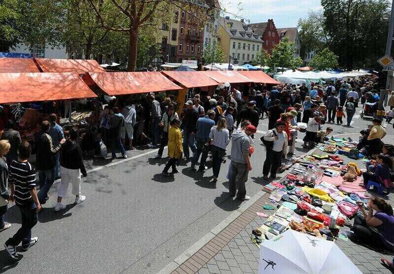 Flohmarkt 9