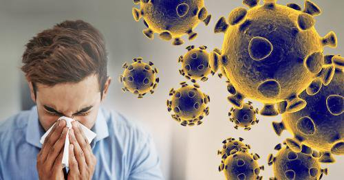 Đại dịch bệnh covid đang lan rộng trên toàn thế giới