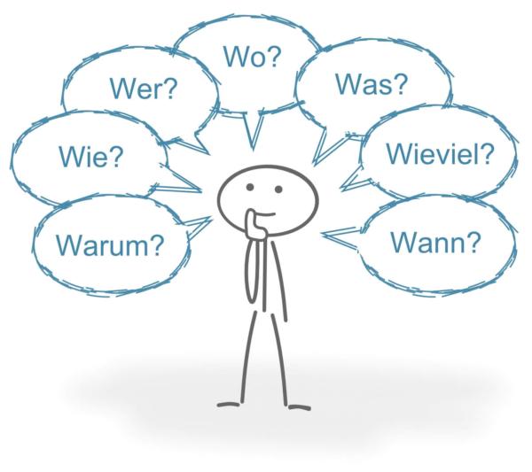 7-W-Fragen