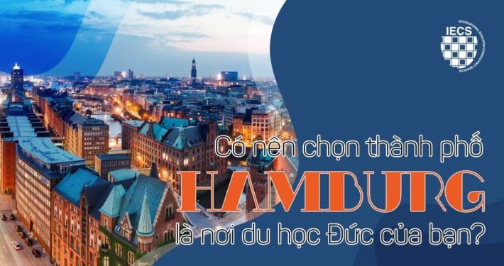 Du học Đức ở Hamburg