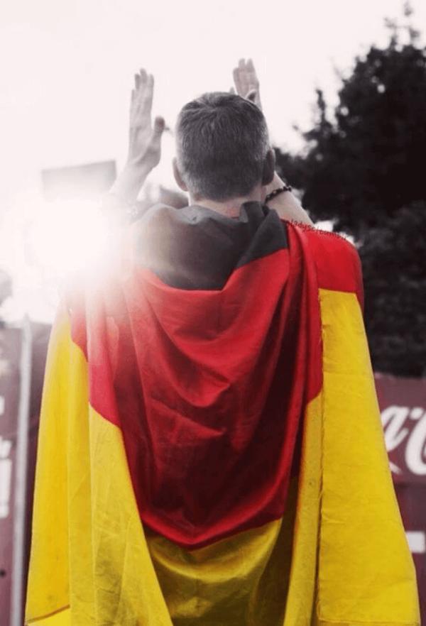 Quốc kỳ Đức