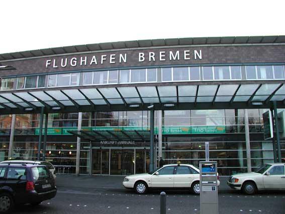 Sân bay bremen Đức