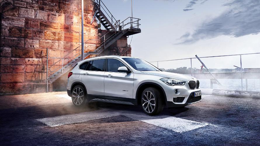 BMW X1 : Images & vidéos