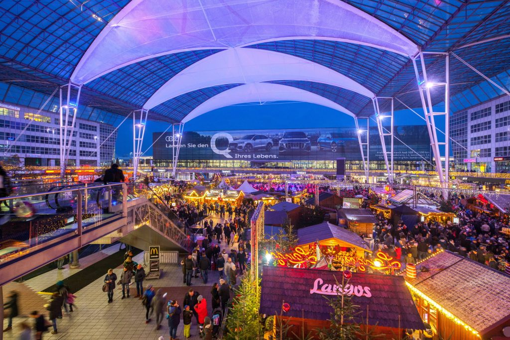 Munich Airport, Unexpected Palace of Family Fun | My Family Travels