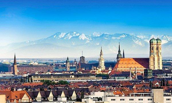 Munich, thành phố có mùa Đông ấm áp - Đi Đâu Chơi Gì