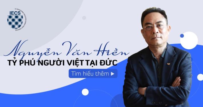 tỷ phú người Việt ở Đức