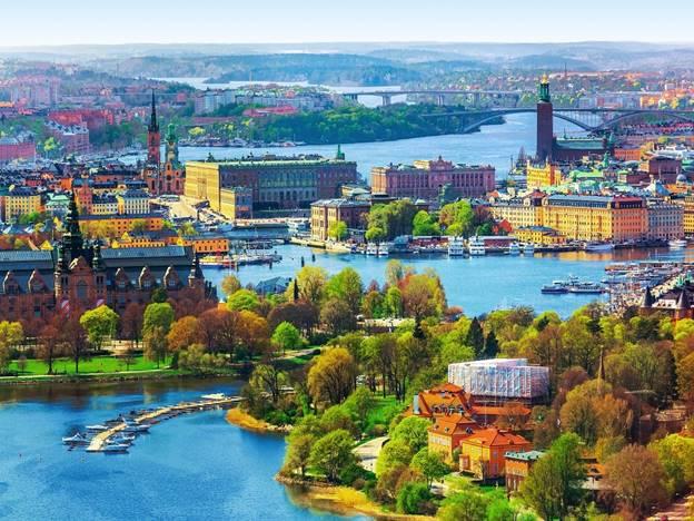 Tìm hiểu về đất nước Thụy điển (3)