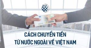 Chuyển tiền từ nước ngoài về Việt Nam