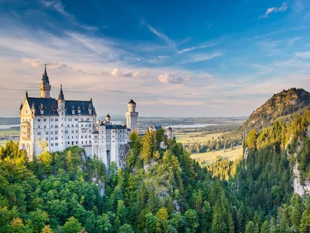 Thói quen thay đổi khi sống ở Đức