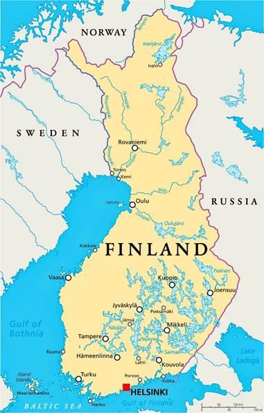 tìm hiểu về đất nước Phần Lan (2)