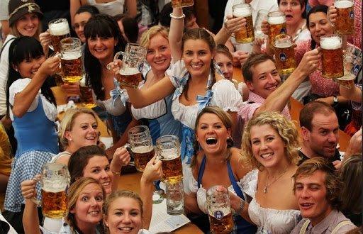 ngày nghỉ ở Đức
