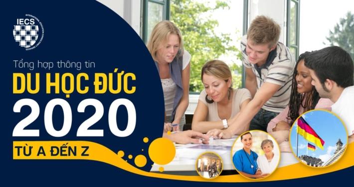 Du học đức 2020