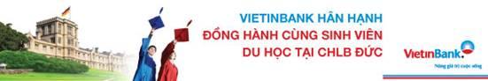 Mở tài khoản du học Đức Viettinbank (1)