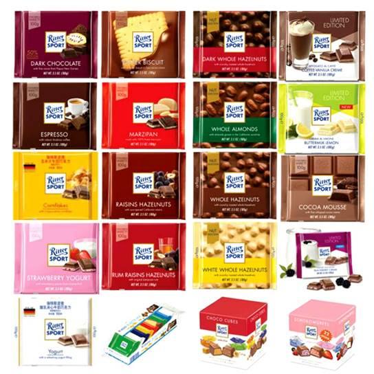 Những điều thú vị về socola Đức (4)