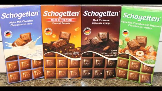 Những điều thú vị về socola Đức (6)