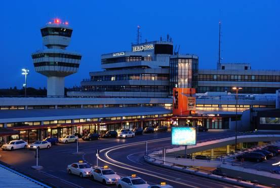 Sân bay Berlin nước Đức (1)