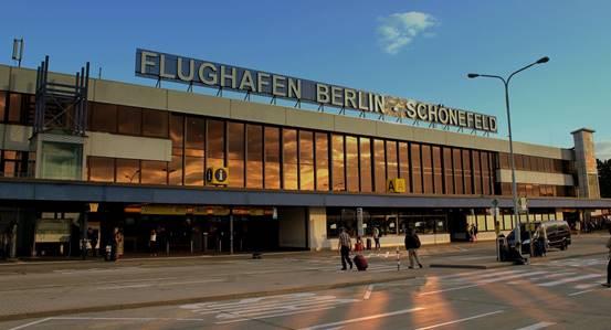 Sân bay Berlin nước Đức (2)