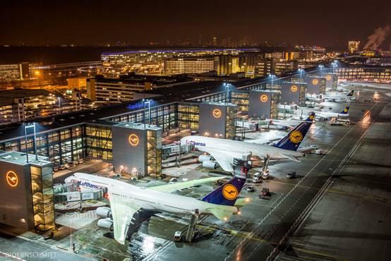 Sân bay Frankfurt (2)