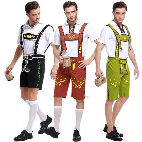 Trang phục truyền thống Đức (3)