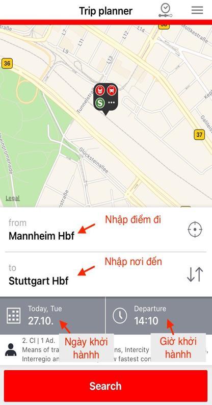 Cach di chuyển bằng phương tiện công cộng ở Đức (1)