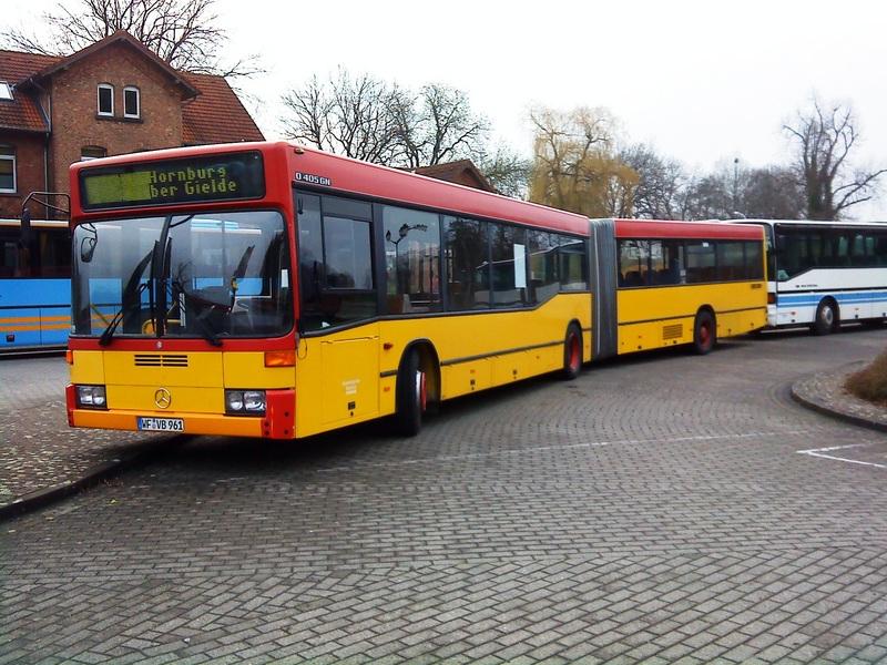 Giao thông công cộng ở Đức