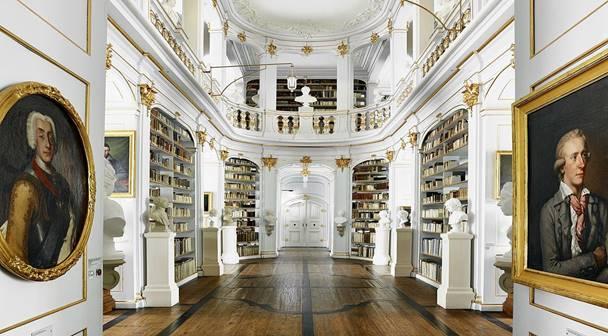 Thư viện ở Đức (1)