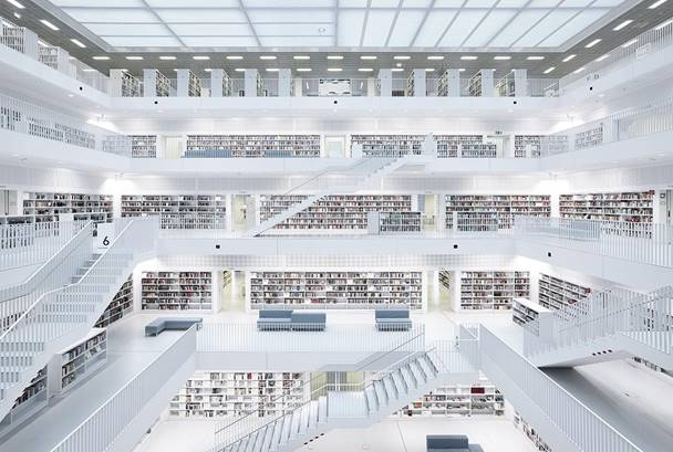 Thư viện ở Đức (2)