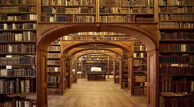 Thư viện ở Đức (3)