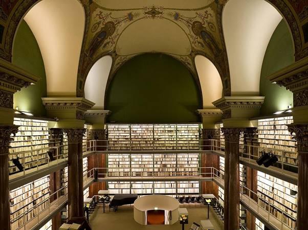 Thư viện ở Đức (4)